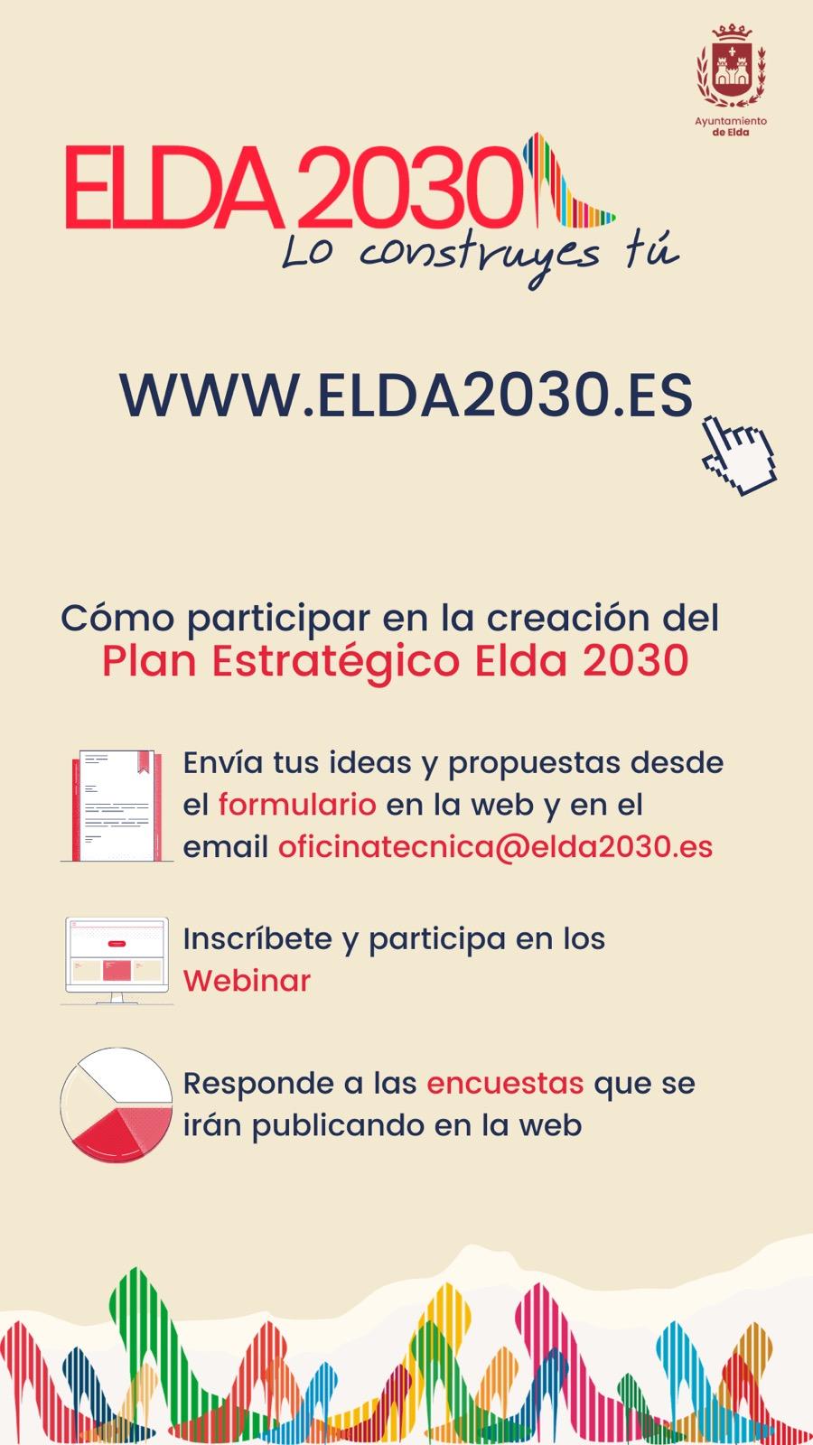 Logo Elda 2030